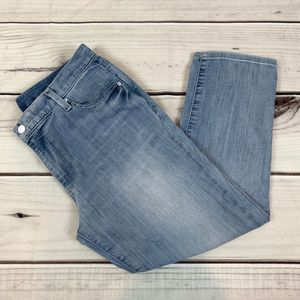 CALVIN  KLEIN Cropped Jeans - Size 8/29
